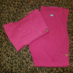 Med Couture scrub set M